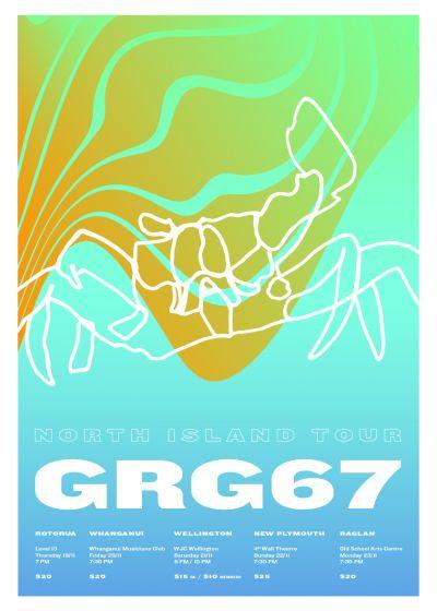 GRG67 - North Island Tour