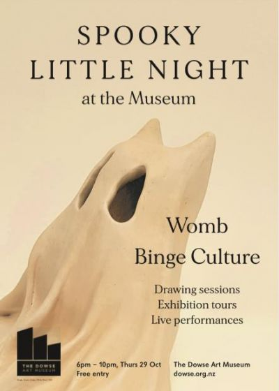 Womb - Spooky Little Night At The Museum