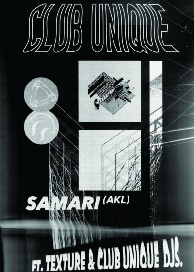 Club Unique Presents: Samari