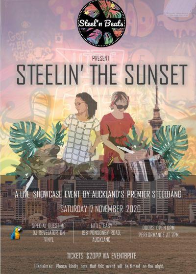 Steelin' The Sunset