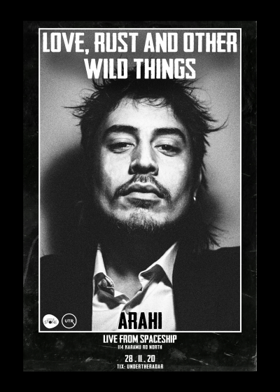 Arahi | Love, Rust And Other Wild Things