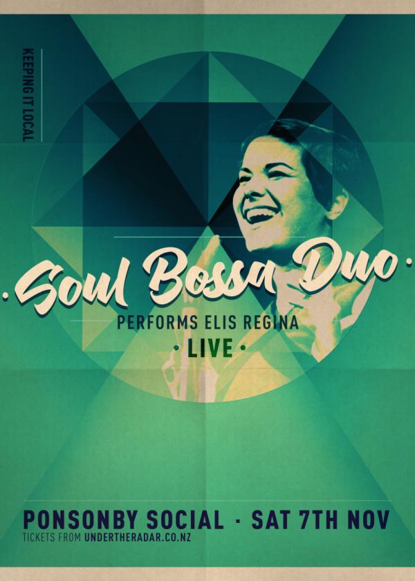 Soul Bossa Duo Performs Elis Regina