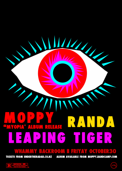Moppy, Randa, Leaping Tiger