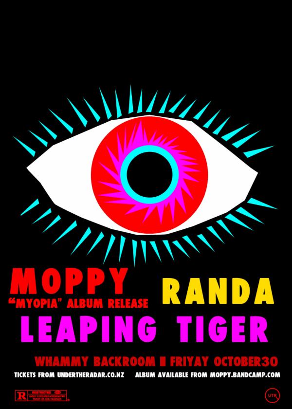Moppy, Randa, Leaping Tiger