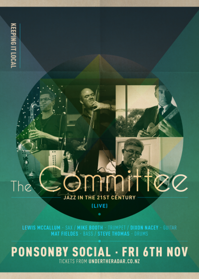 The Commitee  - Jazz In The 21st Century