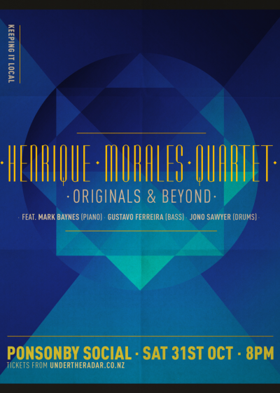 Henrique Morales Quartet