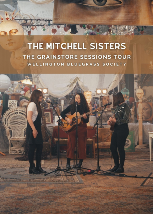 The Mitchell Sisters - The Grainstore Sessions Tour
