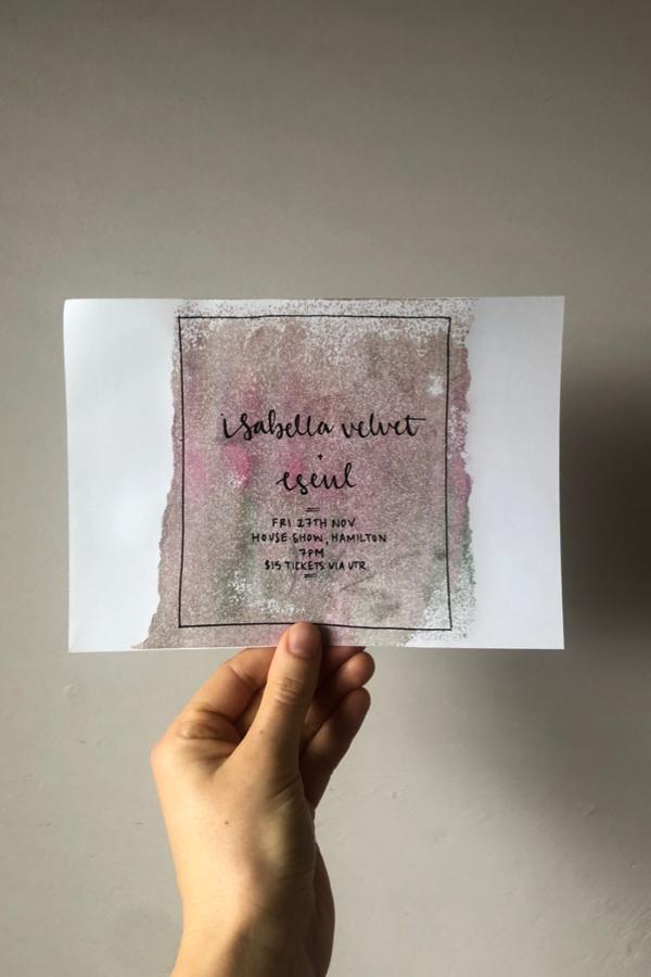 Isabella Velvet + Eseul