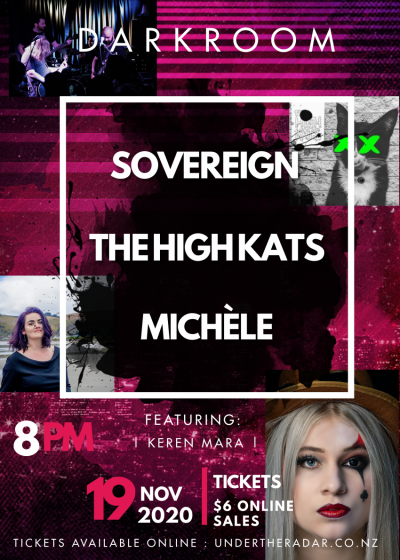 Michele Ducray - Sovereign - The High Kats - Keren Mara