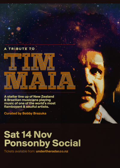 A Tribute To Tim Maia
