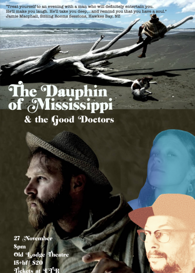 The Dauphin Of Mississippi And The Good Doctors