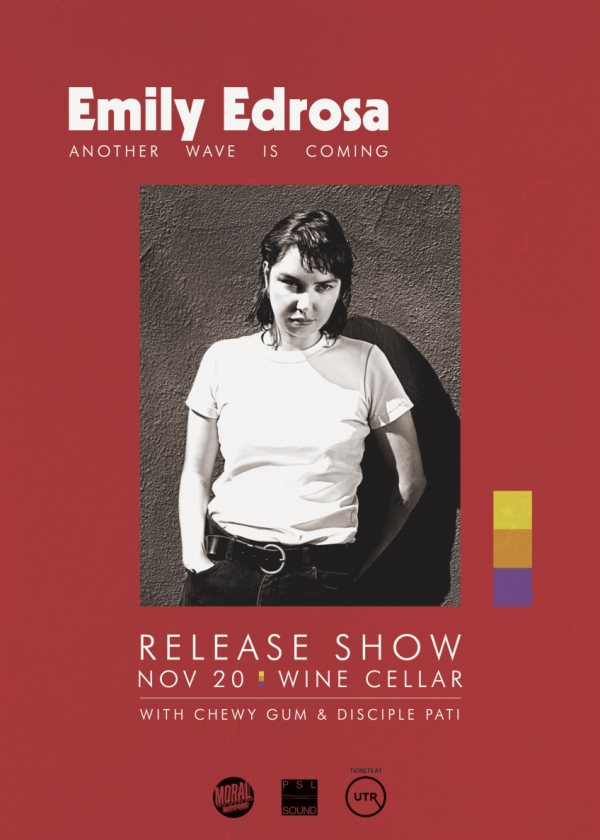 Emily Edrosa 'Another Wave Is Coming' Album Release