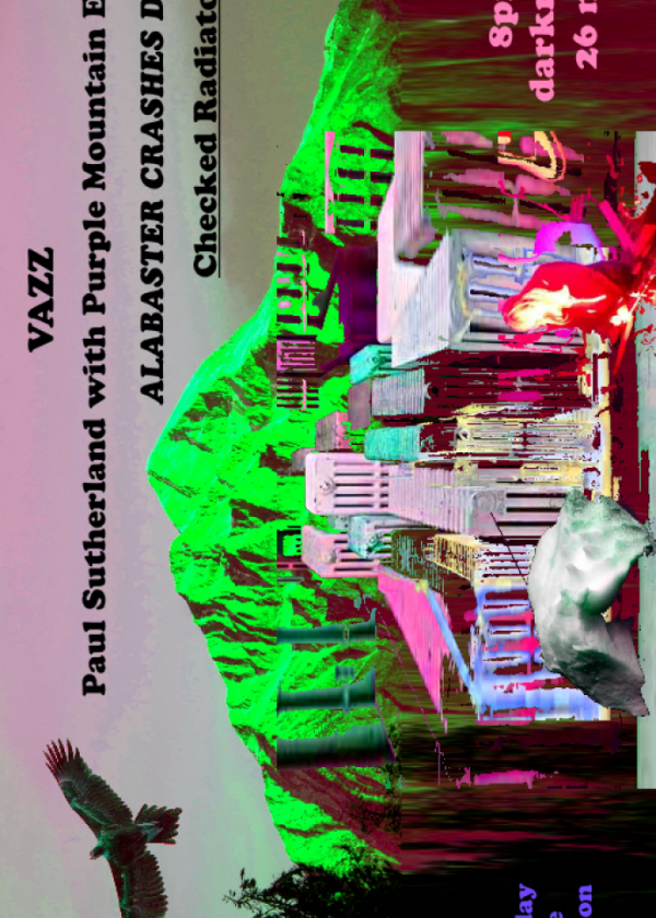 Vazz, Paul Sutherland w/ Mountain Eagle And More...