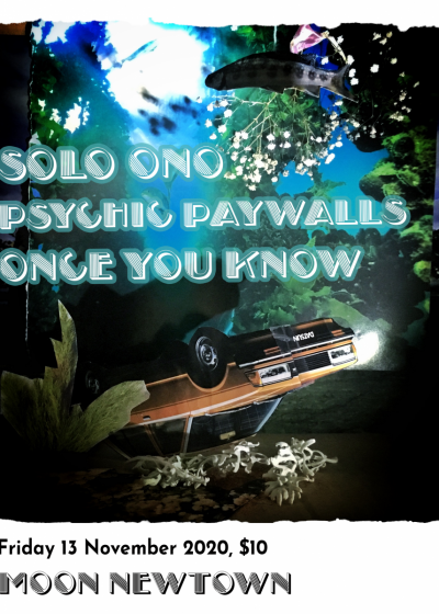 Solo Ono, Once You Know and Psychic Paywalls