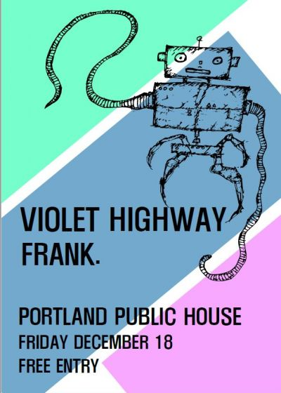 Violet Highway And Frank. Take On Portland Public House!