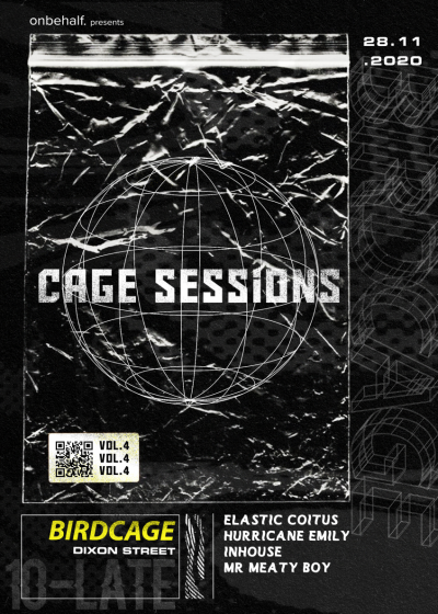 Onbehalf Presents: Cage Sessions Vol. 4