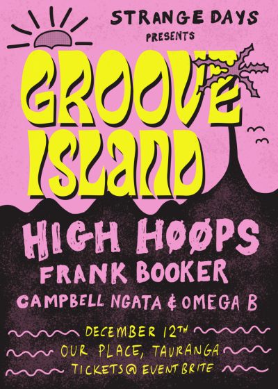 Strange Days Presents Groove Island