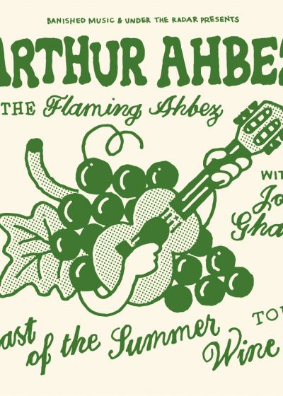 Arthur Ahbez And The Flaming Ahbez - Last Of The Summer Wine Tour