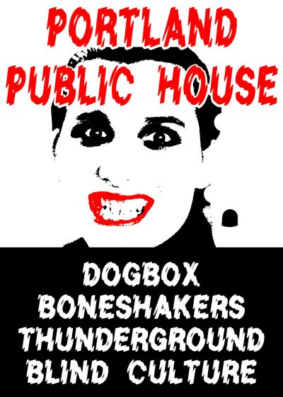 Punk Rock at The Portland