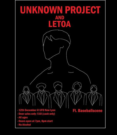 Unknown Project and Letoa