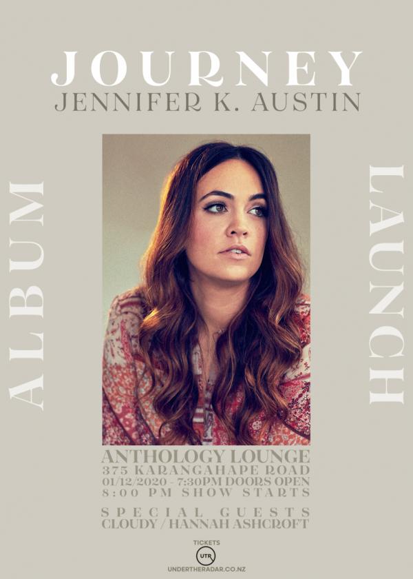 Jennifer K. Austin Album Launch