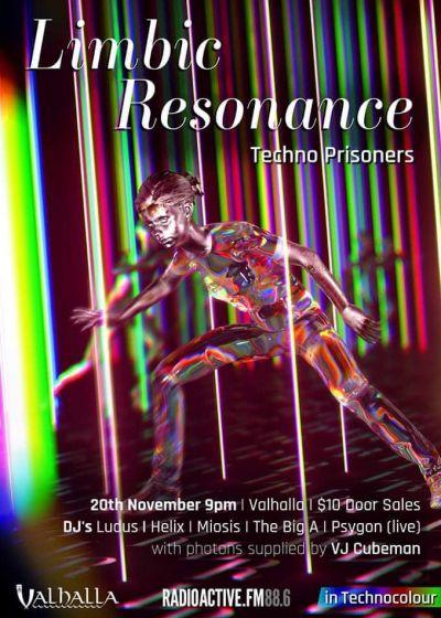 Limbic Resonance: Techno Prisoners
