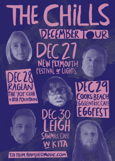 The Chills December Tour  w/ Reb Fountain