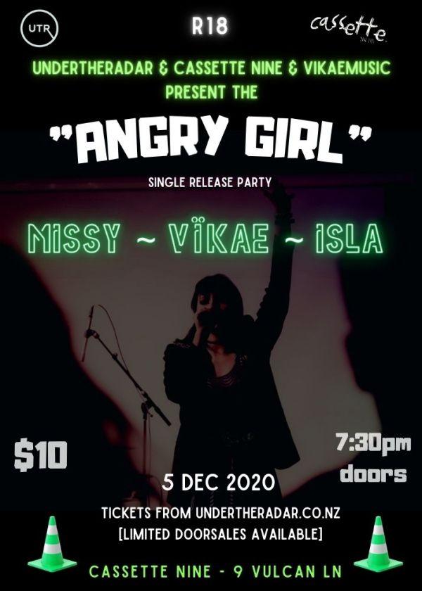 VÏkÆ // Missy (live)