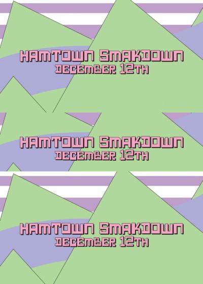 Hamtown Smakdown 2020 - Summa Smakaz