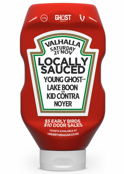 Locally Sauced
