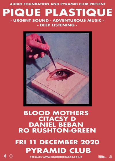 Pique Plastique 2 - Blood Mothers, Citascy D, Ro R-G/Daniel Beban