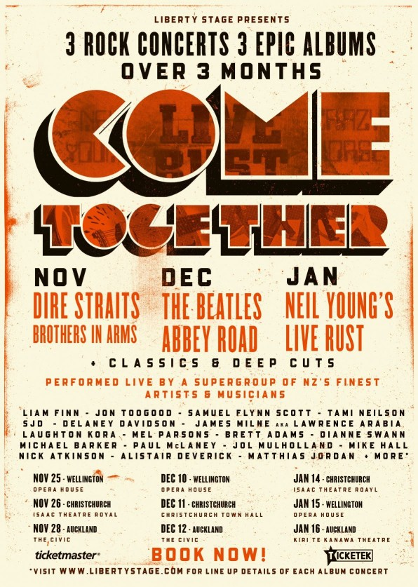 Come Together -- Dire Straits' Brothers In Arms