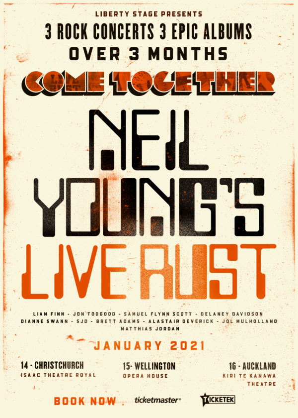 Come Together -- Neil Young's Live Rust