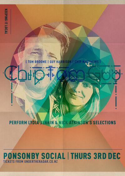 ChipTomGuy Performs Lydia Jenkin And Nick Atkinson Selections