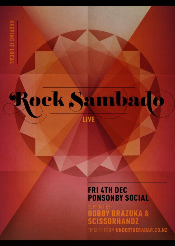 Rock Sambado Live