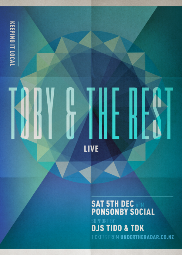 Toby & The Rest Live