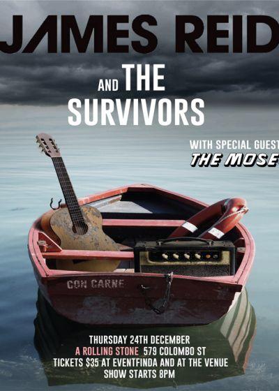 James Reid and The Survivors