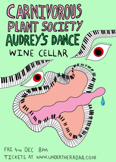 Carnivorous Plant Society and Audrey's Dance