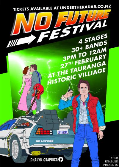 No Future Festival 2021