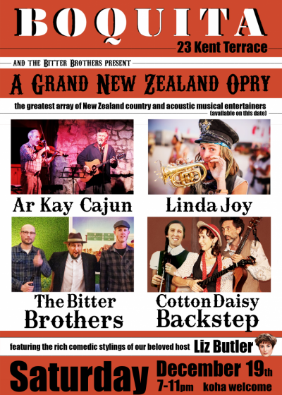 A Grand New Zealand Opry