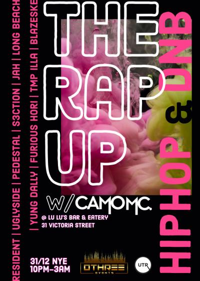 The Rap Up w/ Camo MC