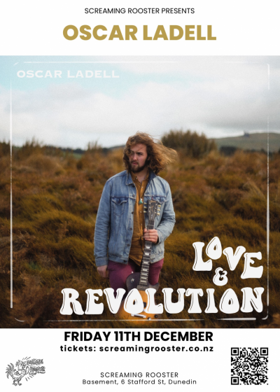 Oscar LaDell 'Love And Revolution' CD Launch