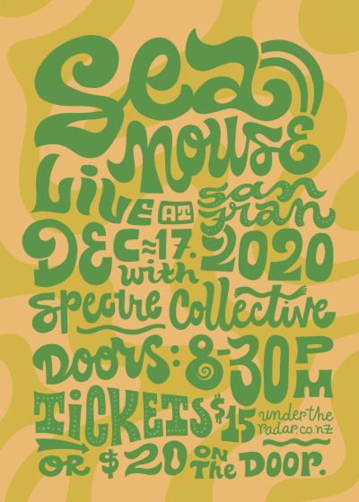 Sea Mouse w/ The Spectre Collective