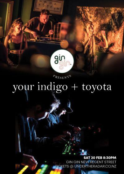 Your Indigo and Toyota