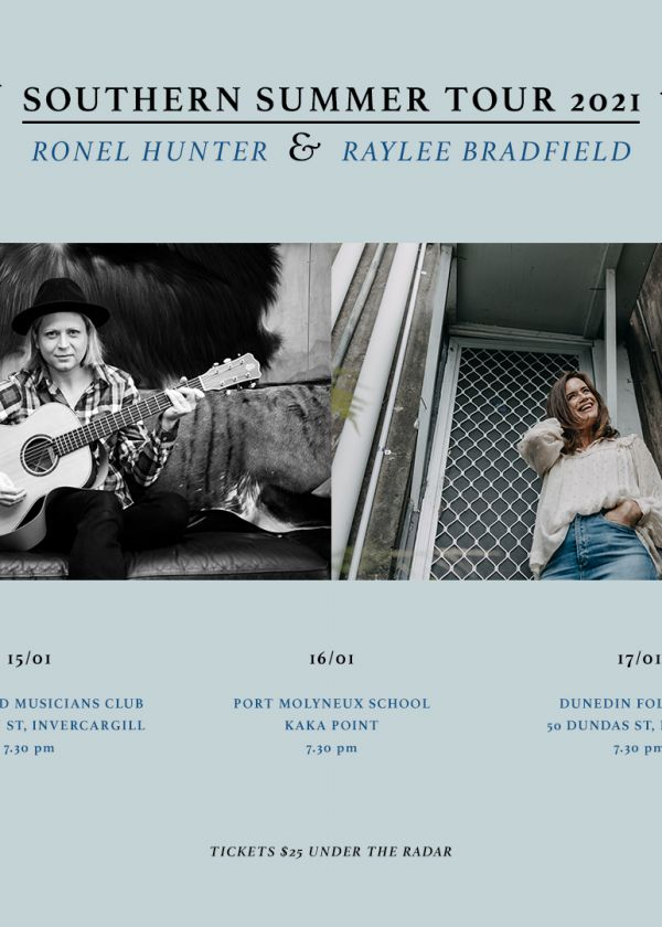 Ronél Hunter And Raylee Bradfield Southern Summer Tour