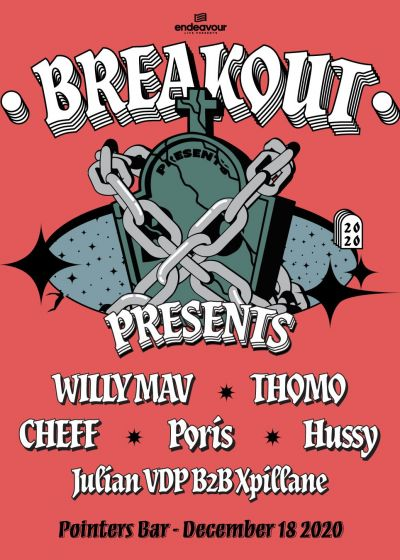 Breakout Presents: Willy Mav And Thomo