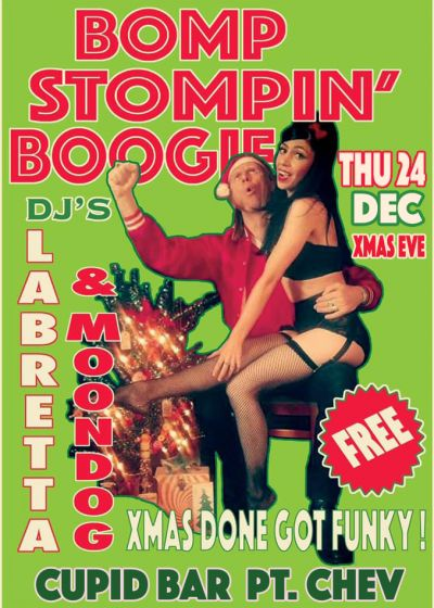 Bomp Stompin' Boogie - Xmas Done Got Funky!