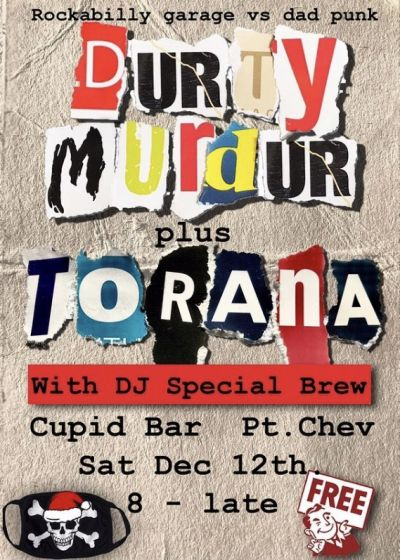 Durty Murder And Torana