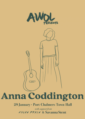 AWOL Presents | Anna Coddington