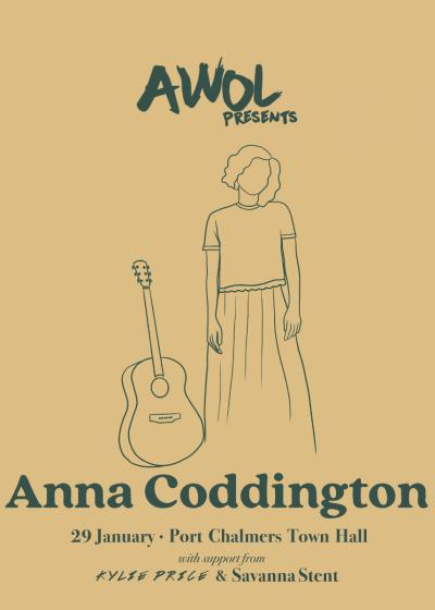 AWOL Presents   Anna Coddington